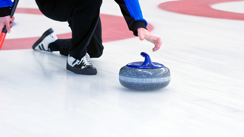 Strategy in Curling